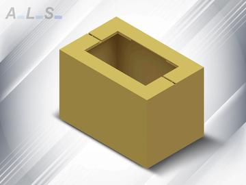 Paket- und Kartonöffner automatischer Paketöffner Wareneingang