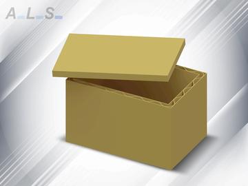 Paket- und Kartonöffner automatischer Paketöffner Lager Logistik