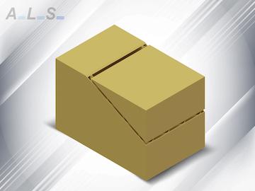 Schrägschnitt Paket-Öffner ROC automatischer Paketöffner Wareneingang